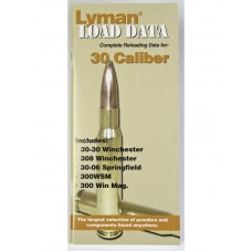Lyman Load Data Book 30 Caliber