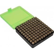 MTM Case-Gard Hinge Top Ammo Box 100 Rounds 45 ACP, 40 S&W, S57 SIG