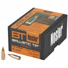 Nosler NOSLER Ballistic Tip, 22 Cal, 100 Count, 55 Grain 39526