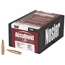 Nosler NOSLER AccuBond Long Range, 7MM, 100 Count, 175 Grain 58517
