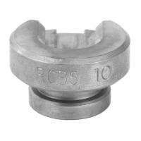 RCBS Shell Holder #10 (223 Remington (5.56mm) 204 Ruger 17 Remington)