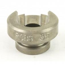 RCBS Shell Holder #35 (38-40 Winchester 44-40 Winchester 45 Schofield)