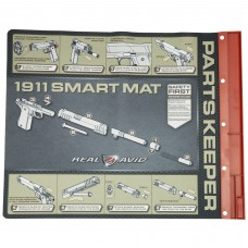 Real Avid Smart Mat 1911 Next-Gen Cleaning Mat with Integrate Parts Tray