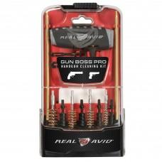 Real Avid Gun Boss Pro Handgun Cleaning Kit Fits .22, .357, .38, .40, .45