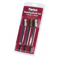 Tipton Double Ended Cleaning Brush Set, pack of 3