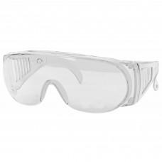 Walker's Full Coverage, Glasses, Polycarbonate Lenses, Clear GWP-FCSGL-CLR