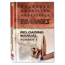 Barnes Reloading Manual 4th Edition