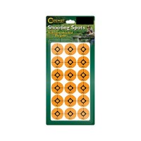 Caldwell 1 Orange Shooting Spots, 12 sheets (216 ct)