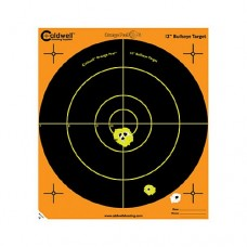 Caldwell Orange Peel 12 bulls-eye: 10 sheets
