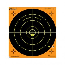 Caldwell Orange Peel 16 bulls-eye: 10 sheets