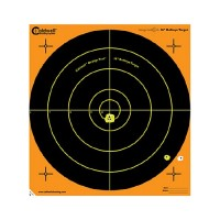 Caldwell Orange Peel 16 bulls-eye: 5 sheets
