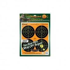Caldwell Orange Peel 4 bulls-eye: 5 sheets