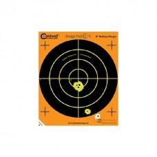 Caldwell Orange Peel 8 bulls-eye: 10 sheets