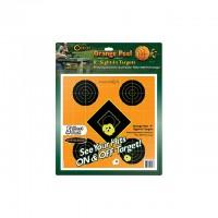 Caldwell Orange Peel Sight-In Target: 8 5 sheets