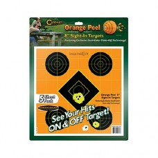 Caldwell Orange Peel Sight-In Target: 8 5 sheets