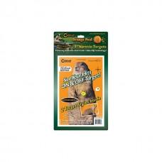 Caldwell Orange Peel Vermin Target: 7 10 sheets