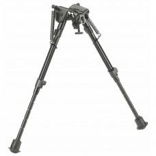 "Caldwell XLA 9-13"" Bipod - Fixed Model, Black"
