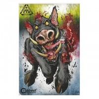 Caldwell ZTR Zombie Flake-Off Hog, 8 pk