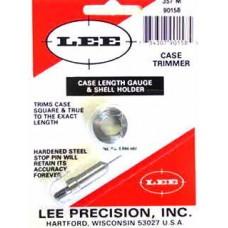 Lee Precision Case Length Gauge & Shell Holder .357 Magnum