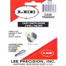 Lee Precision Case Length Gauge & Shell Holder 9mm Luger