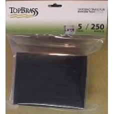 .223 - 50 Rd Black Plastic Storage Tray