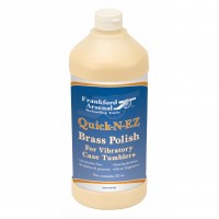 Frankford Arsenal Quick-n-EZ Brass Polish - 32 oz.