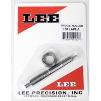 Lee Precision Case Length Gauge & Shell Holder .338 Lapua
