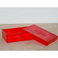 Lee Precision 2-Die Box Flat Red