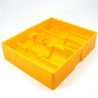 Lee Precision 4-Die Box Flat Yellow
