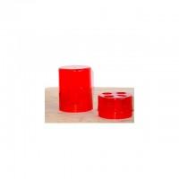 Lee Precision Die Box Round Red