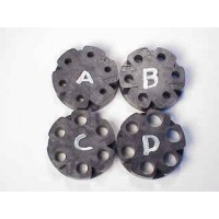 Lee Precision All 4 Disks ABCD