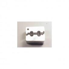 Lee Precision Block Double Cavity 515-500F