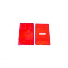Lee Precision Box & Lid Red Plastic