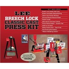Lee Precision Breech Lock Classic Cast Press Kit (Discontinued)