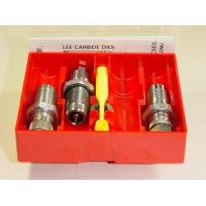 Lee Precision Carbide 3-Die Set .38 Smith & Wesson