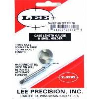 Lee Precision Case Length Gauge & Shell Holder .221 Fire Ball