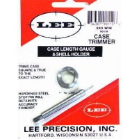 Lee Precision Case Length Gauge & Shell Holder .243 Winchester