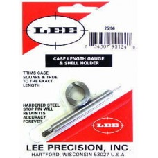 Lee Precision Case Length Gauge & Shell Holder .25-06 Remington