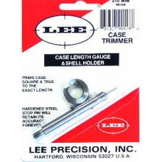 Lee Precision Case Length Gauge & Shell Holder .270 Winchester