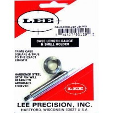 Lee Precision Case Length Gauge & Shell Holder .284 Winchester