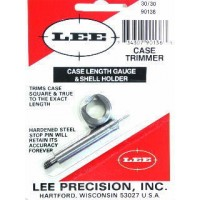 Lee Precision Case Length Gauge & Shell Holder .30-30 Winchester
