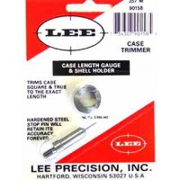 Lee Precision Case Length Gauge & Shell Holder .357 Magnum