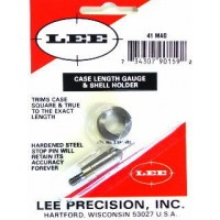 Lee Precision Case Length Gauge & Shell Holder .41 Remington Magnum