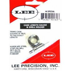 Lee Precision Case Length Gauge & Shell Holder .44 Special