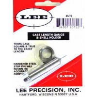 Lee Precision Case Length Gauge & Shell Holder .45-70 Government