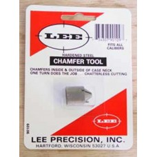 Lee Precision Chamfer Tool Changed (Discontinued)