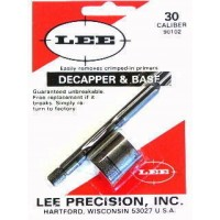 Lee Precision Decapper and Base 30