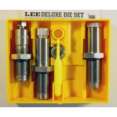 Lee Precision Deluxe Rifle 3-Die Set .30-06 Springfield Replaced By 90736 .30-06 Springfield Ultimate Rifle 4-Die Set (Discontinued)