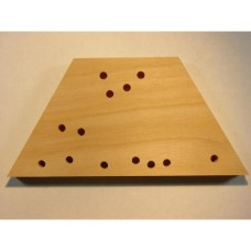 Lee Precision Drilled Wood Base (Discontinued)