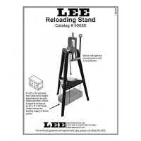 Lee Precision Instructions Load Stand